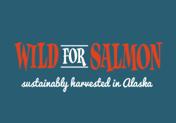 Great Wild caught Alaskan Salmon from a local family