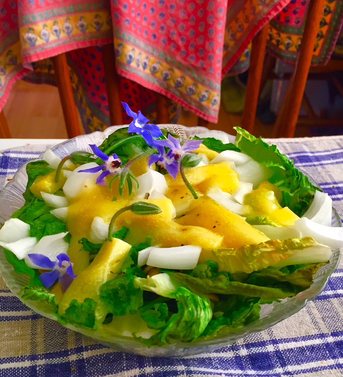 Photo From: Simple Warm Salad