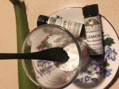 Photo From: Homemade Baking Soda Shampoo
