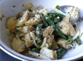 Photo From: Lemon-Miso Potato and Green Bean Salad