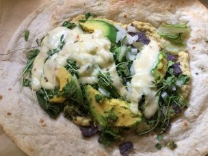 Photo From: Hummus Burrito (Summer)