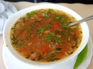Photo From: Velvety Vegetable Soup