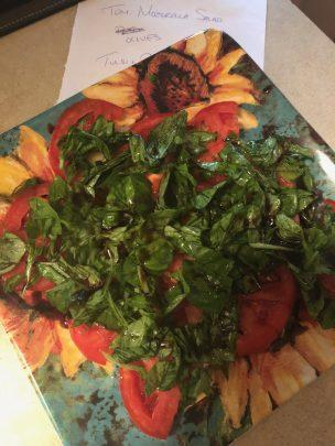 Photo From: Tomato Mozzarella Salad