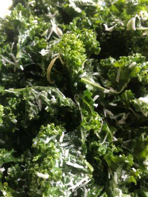 Photo From: Raw Tuscan Kale Salad with Pecorino