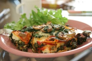 Photo From: Simple Vegetarian Skillet Lasagna (Late Summer / Early Fall)