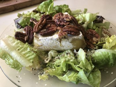 Photo From: Baked Brie over Mache