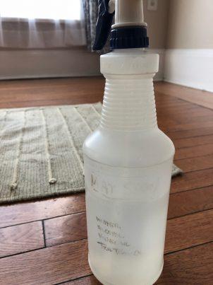 Photo From: Yoga Mat Spray/Wash
