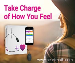 HeartMath Inner Balance Biofeedback Meditation assistance App