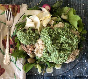 Photo From: Watercress Pesto
