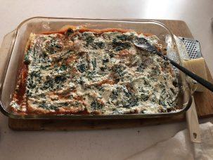 Photo From: Bobbi's Vegetable Lasagna recipe