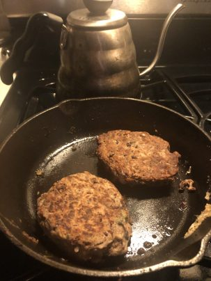 Photo From: Kidney Bean Burgers