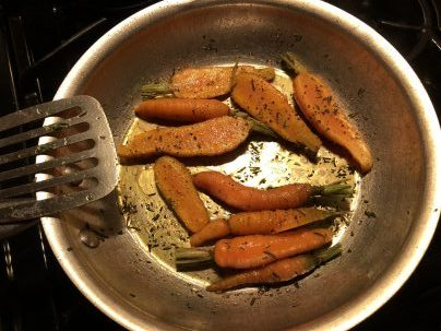 Photo From: Glazed Carrots