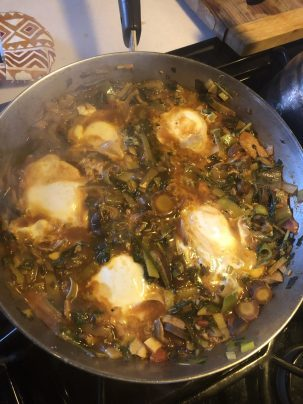 Photo From: Shakshuka – A Middle Eastern One Pot Delish