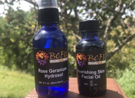 Nourishing Skin Facial Oil