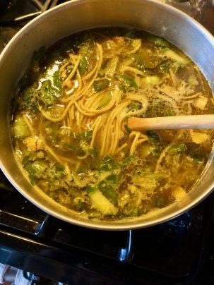 Photo From: Turmeric Bone Broth Soup